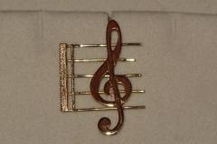 pin musical